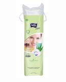 Bella ватные подушечки для снятия макияжа с экстрактом алоэ 70 шт