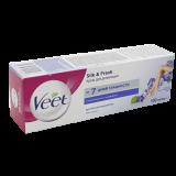Veet крем Silk&Fresh для депиляции 100 мл