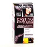 Casting Greme Gloss краска для волос Черный кофе тон 200