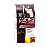 Casting Greme Gloss краска для волос Каштановый тон 400
