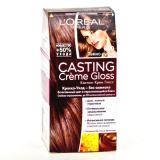 Casting Greme Gloss краска для волос Темно-русый тон600