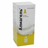 Алмагель-А  170 мл суспензия для приема внутрь