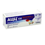 АЦЦ 100 мг № 20 шипуч табл