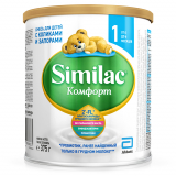 Similac молочная смесь Комфорт 1  от 0 до 6 месяцев 375 гр