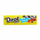 Dirol Turbo жевательная резинка со вкусом мяты и фруктов б/сахара 13,6 гр