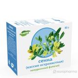 Сенны листья 1,0 гр, №20, фито чай, Planta Natura