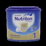 Nutrilon смесь Premium 1 молочная для детей с 0 месяцев 400 г