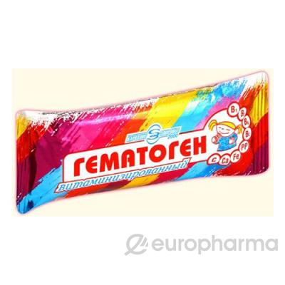 Гематоген народный витаминизированный 40г