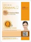 Dermal маска коллагеновая эссенция с коэзимом Q-10