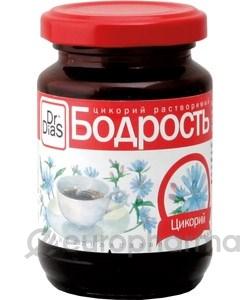 DrDias напиток натуральный растворимый бодрость банка/твист жидкий 200 гр