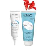 Ducray набор крем 30 мл+гель 40 мл (в подарок)