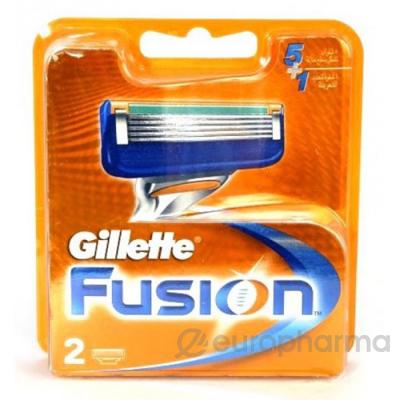 GILLETTE кассета сменный для бритья 2 шт