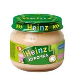Heinz пюре курочка стекло 80 г