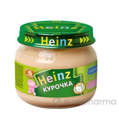 Heinz пюре курочка для детей с 6 месяцев 80 г