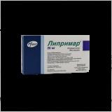 Липримар 20 мг № 30 табл п/плён оболоч