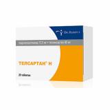Телсартан Н 80 мг/12,5 мг №28 табл