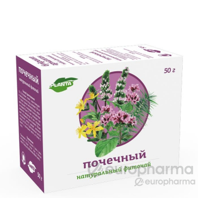 Почечный 1,0 гр, №20, фито чай, Planta Natura