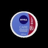 Nivea крем Care увлажняющий с маслом ши для лица 100 мл