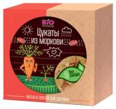 Вio National цукаты моркови на фруктозе 100 г(в карт коробке)