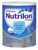 Nutrilon смесь Комфорт 1 молочная для детей с 0 месяцев 400 г