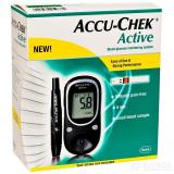 Глюкометр Accu-Chek Active  комплект (глюкометр в подарок)