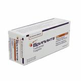 Брилинта 90 мг № 56 табл п/плён оболоч