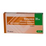 Нольпаза порошок для приготовления р-ра д/и 40 мг, №10, фл.