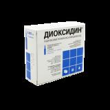 Диоксидин 10 мг/ мл 5 мл № 10 амп