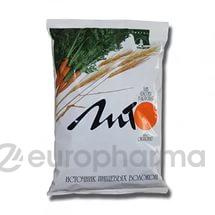 Отруби Лито пшеничные хрустящие морковь, 200 гр, уп.