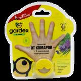 Gardex браслет со сменным картриджем  от комаров