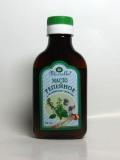 Репейное масло с целебными травами 100 мл.пласт