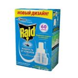 Рейд жидкость от комаров 60 ночей см.флакон