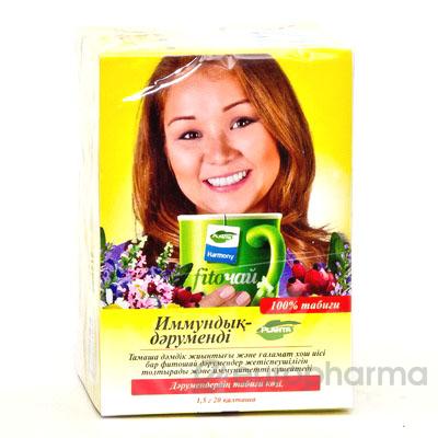 Имуновитаминный  1,5 гр №20 фито-чай, Planta HARMONY
