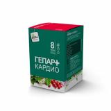 Гепар+Кардио 2 гр, №30, фито чай, Белла