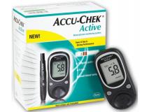 Глюкометр Accu-Chek Active (тест пол комплект №10)
