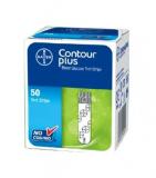 Тест полоски Contour Plus 50шт.изм.глюкозы в крови