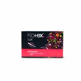 Kotex тампоны Lux Супер №16 с аппликатором
