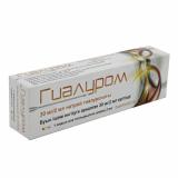 Гиалуром р-р для в/суставного введения 30 мг/2 мл № 1 шприц