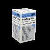 Фарестон 20 мг, №30, табл.