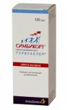 Симбикорт Турбухалер 160/4,5 мкг/доза 120 доз порошок для ингаляций дозированный