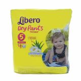 Libero Подгузники Dry Pants 5 №18 (3874)