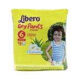 Libero Подгузники Dry Pants 6 №16 (3875)