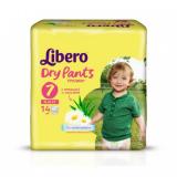 Libero Подгузники Dry Pants 7 №14 (3876)