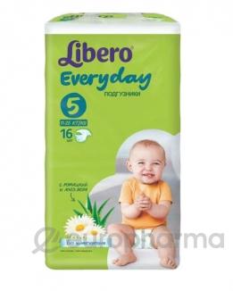 Libero Подгузники Everyday XL 5  №16 (5373)