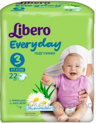 Libero Подгузники Everyday Madi 3 №20 (5665)