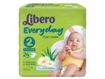 Libero Подгузники Everyday Mani 2 №24 (5688)