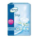 Tena подгузники Slip Plus Medium №10 дышащие