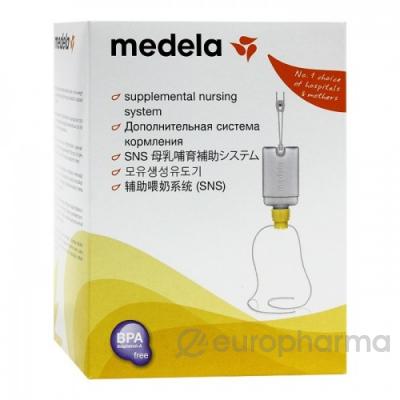 Medela система дополнительного кормления SNS(недоношенные,слабые дети, восстоновления молока)
