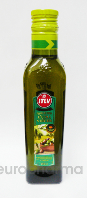 Оливковое Extra Virgen ITLV 250 мл, масло