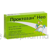 Проктозан Нео свечи №10